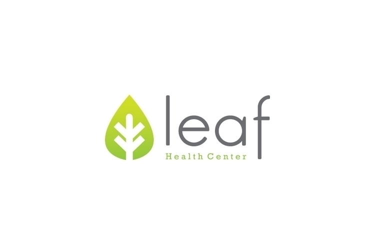 Leaf Health Center Logo Design - jubenalrodriguez | ello