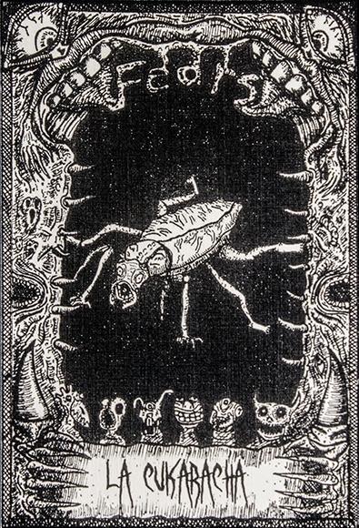 fear cockroaches! card Fear Car - gonzzink | ello