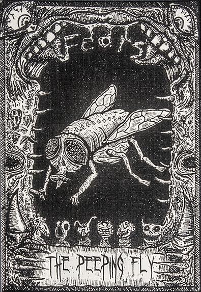 fear flys! card Fear Card serie - gonzzink | ello