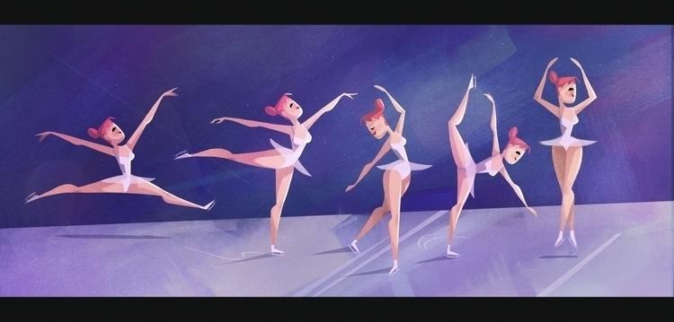 Figure skater sequence - figureskater - ashleyodell | ello