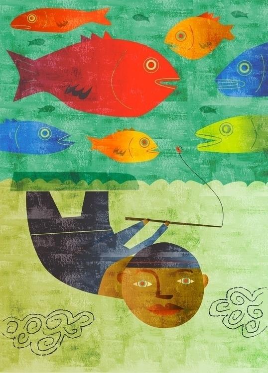 Fishing Calendar Hybrid Studios - anthonyforonda   ello