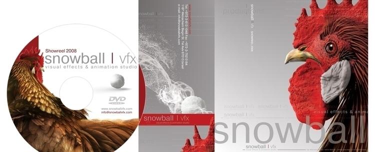 Snowball VFX - graphicdesign, branding - rubenmalayan | ello