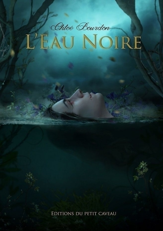 Noire (2015 - book, bookcover - alexandravbach-5892 | ello