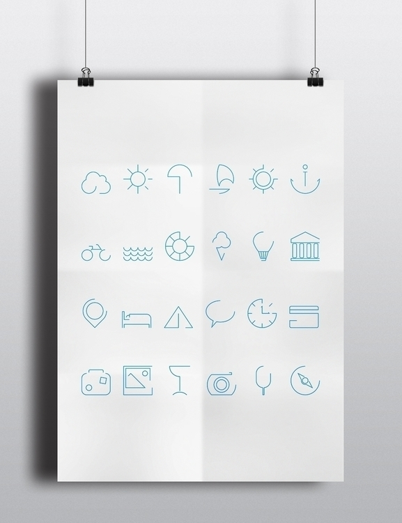 Travel icons - icon, travel, set - dani_p | ello