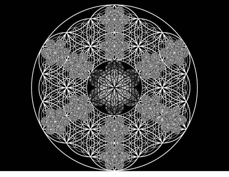 sacredgeometry - shlomoovadya | ello