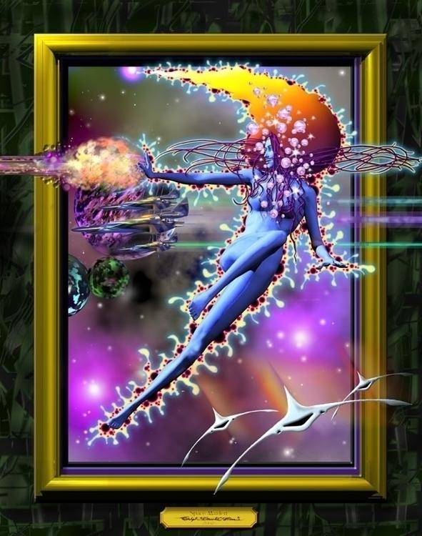 celestial spirit travels univer - infinitee | ello