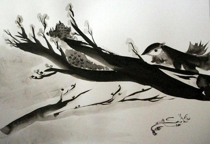 Freedom - illustration, painting - sao-5808 | ello