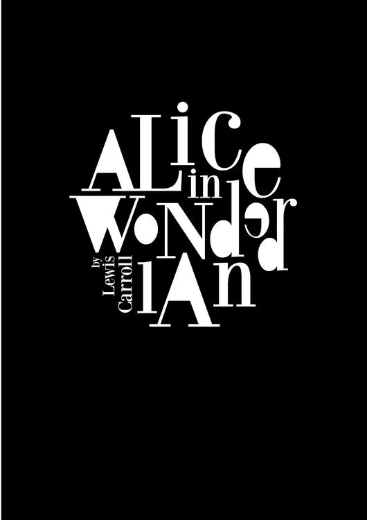 Alice Wonderland plakat - ahabashi | ello
