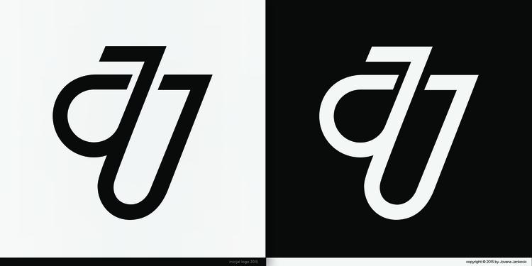 Initial logo 2015 - logodesign, graphicdesign - jovana-1168 | ello