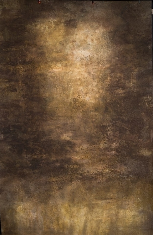 Backdrop, acrylic, 270x160cm - painting - ivanmitic | ello