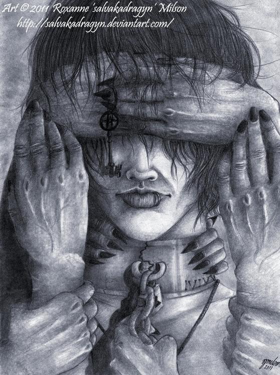 Blind Roxanne Milson, 2011 Roxa - rjmilson | ello