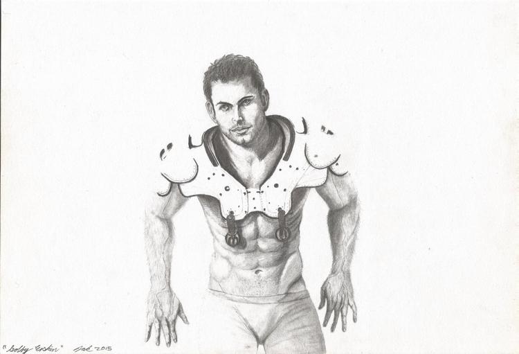 Colby Erskin - drawing, illustration - jarrodkriel | ello