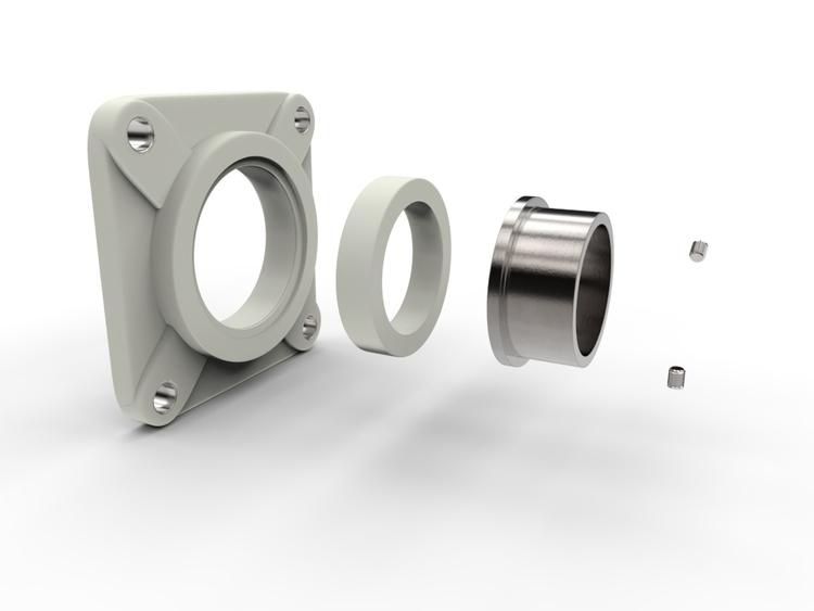 Connectors - 3D, 3dmodel, realistic - 3dbrianrincon | ello