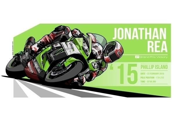 Jonathan Rea - 2015 Phillip Isl - evandeciren | ello