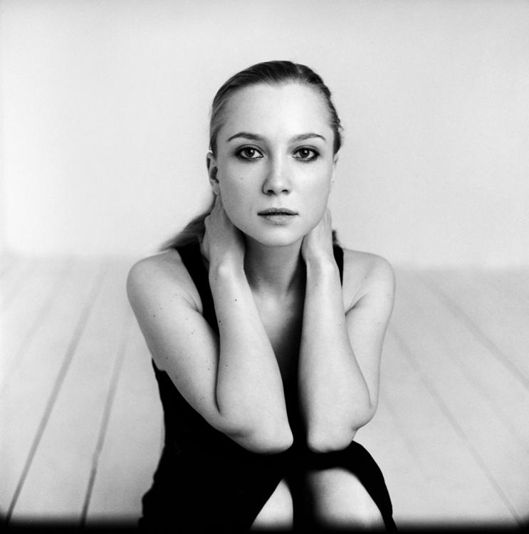 Vera Paranicheva actress Etud T - victorianazarova | ello