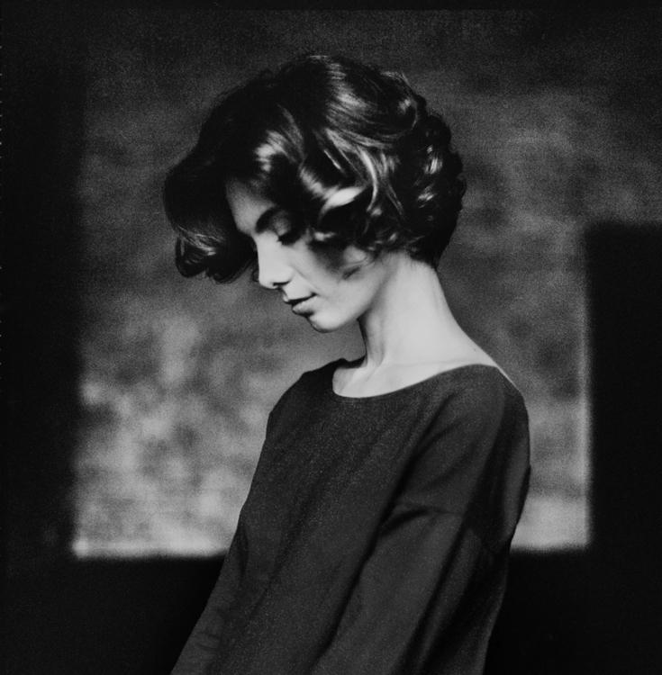 portrait fashion designer Nina  - victorianazarova | ello