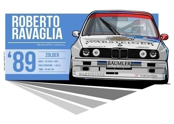 Roberto Ravaglia - 1989 Zolder - evandeciren | ello