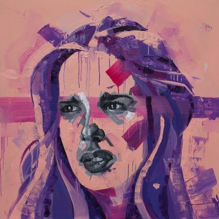 Bea - painting, illustration, spanish - koscos | ello