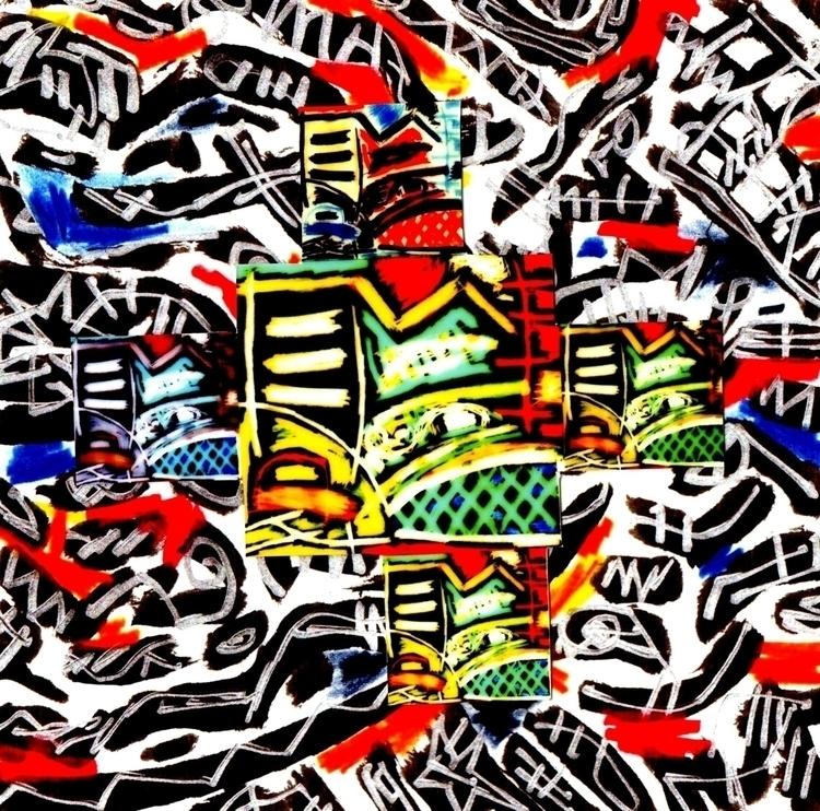 Mark City Dub Encounter. Drawin - philmac-1244 | ello
