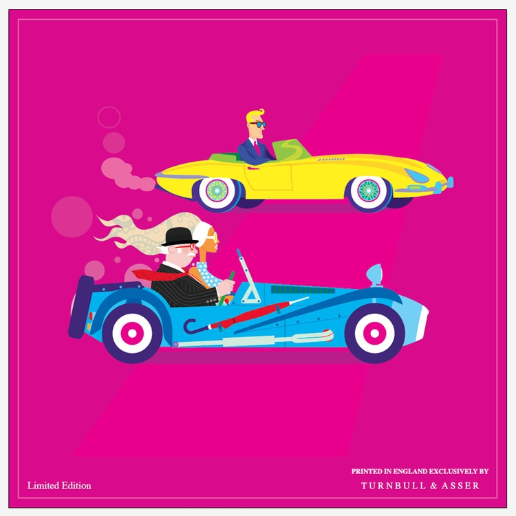 Classic Cars - TurnbullAsser, Etypejaguar - drawgood | ello