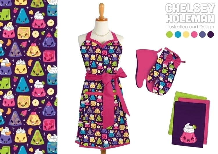 fun pattern jello buddies kitch - chelschmitz | ello