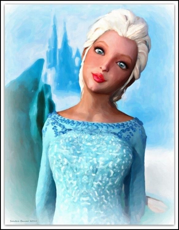 Frost Queen - sandrabauser, frost - sandrabauser | ello
