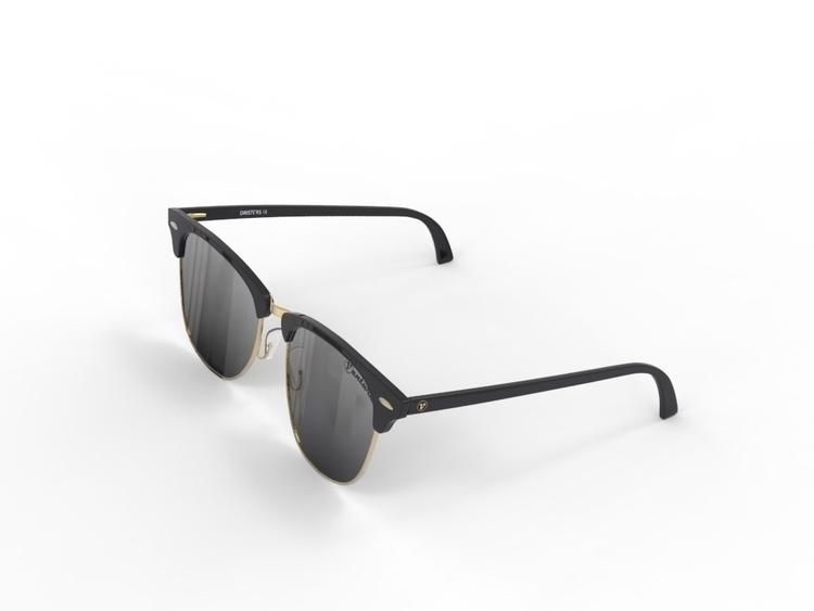Sunglass - realistic, render, 3d - 3dbrianrincon | ello