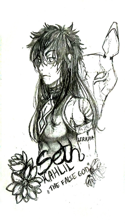 characters Frenzy Stars - illustration - lerayia | ello