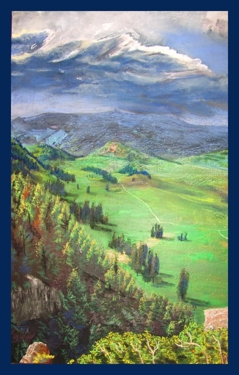 Yellowstone 002 - yellowstone, hellroaringvalley - kennethshearer-1623 | ello