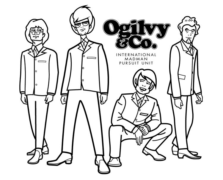 Ogilvy Co. crime fighting team - stevemenard | ello