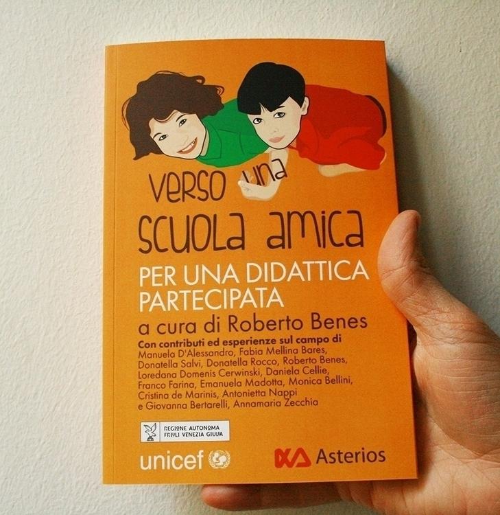 Cover book - illustration, design - silviacossu | ello