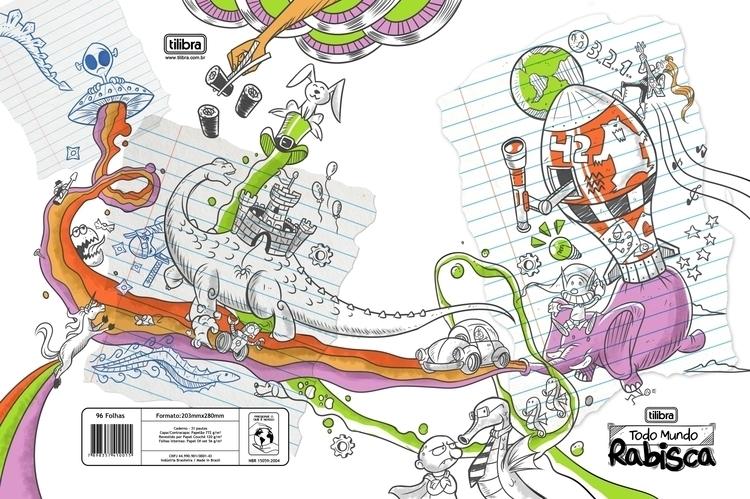 notebook, doodle - amandaloyolla | ello