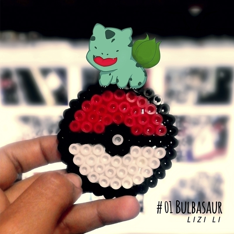 Fan arte de bulbasaur - illustration - lizili | ello