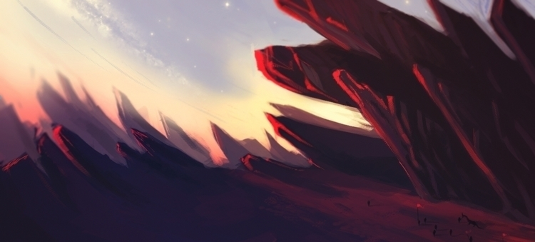 Dune - dune, environment, sci-fi - cajva | ello