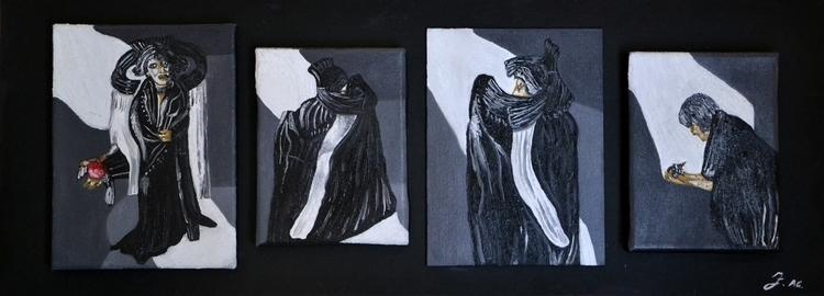 Title: metamorphosis - retellin - fagfedericaaglietti | ello