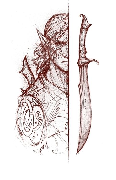 Woodland Tolkien-esque Elven Ar - cedarlore | ello