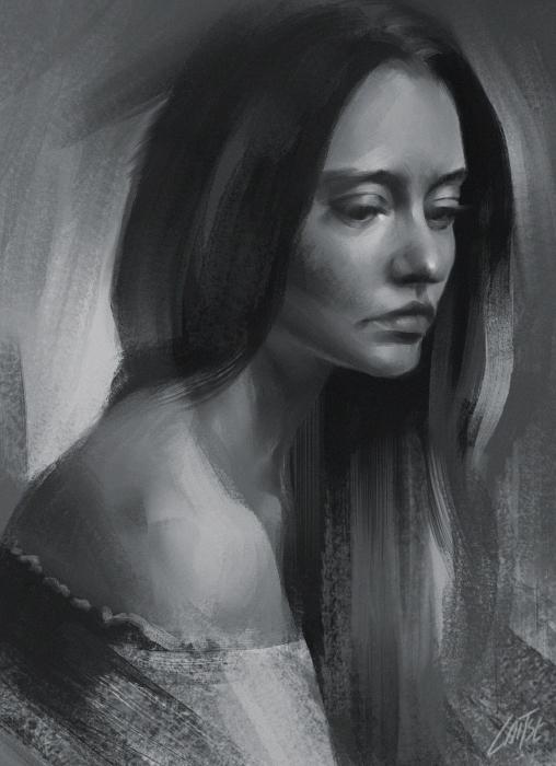 Portrait Study 2 - sykugen | ello