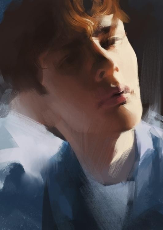 Portrait Study 3 - sykugen | ello