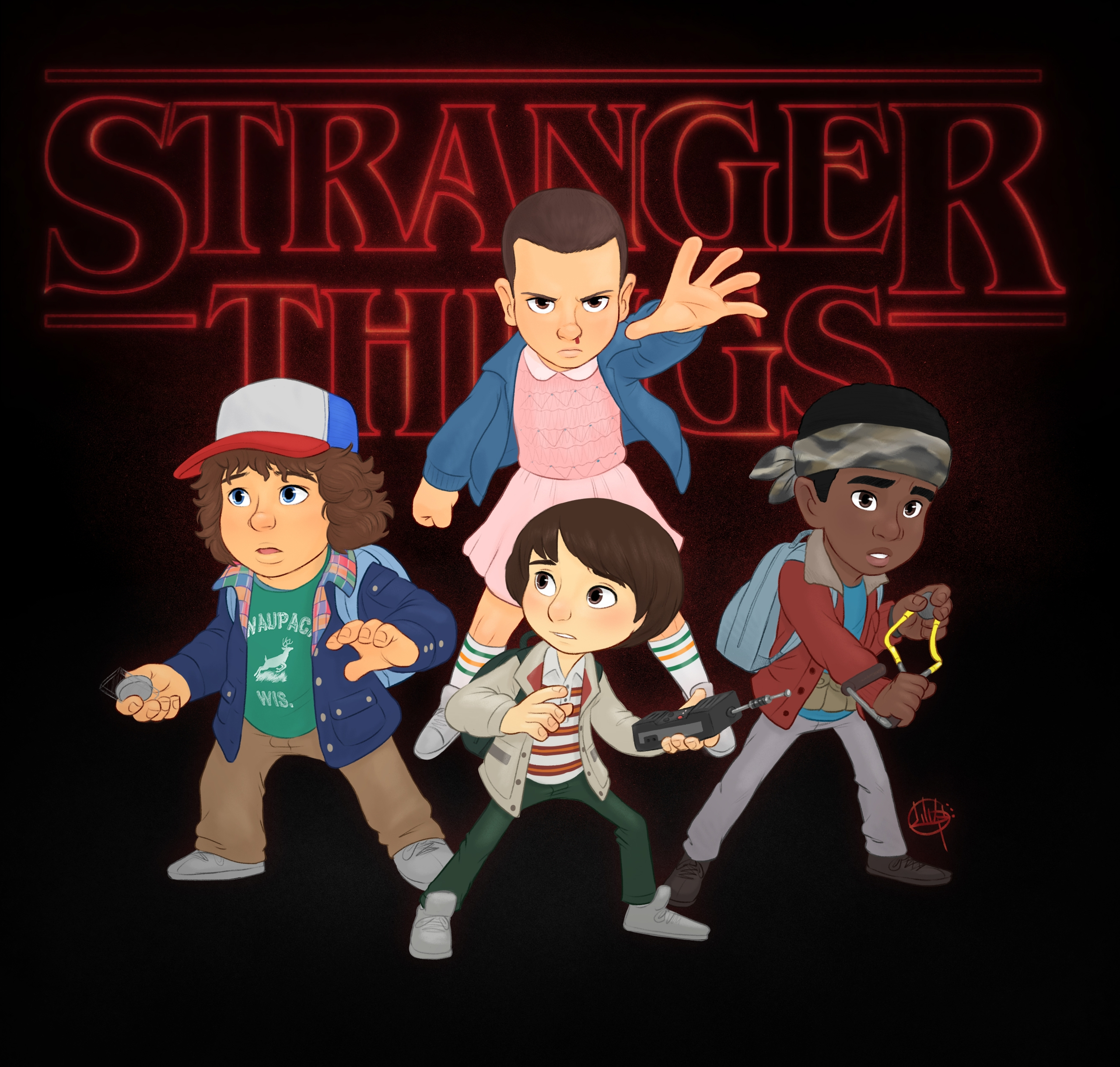 Stranger - luigil-2352 | ello