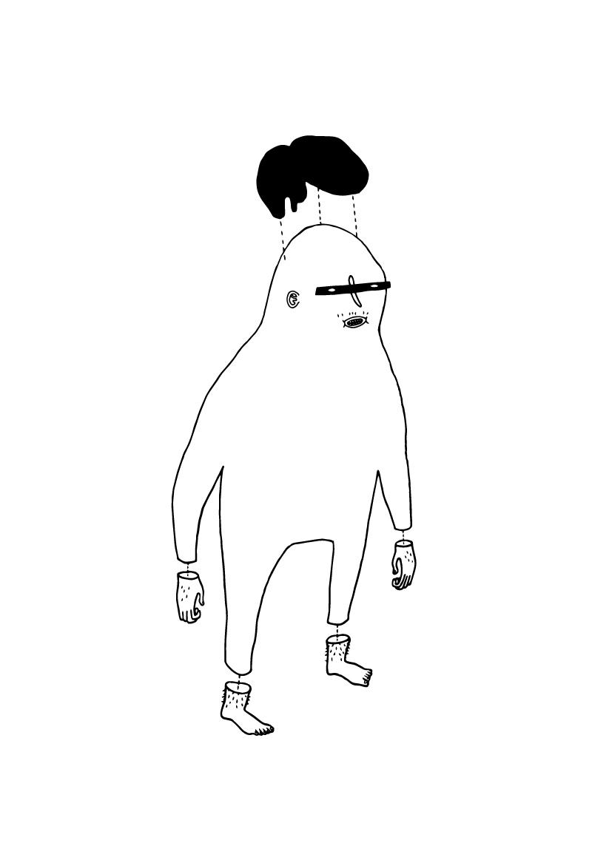 GRUFF DIAGRAM - characterdesign - kimbogruff | ello