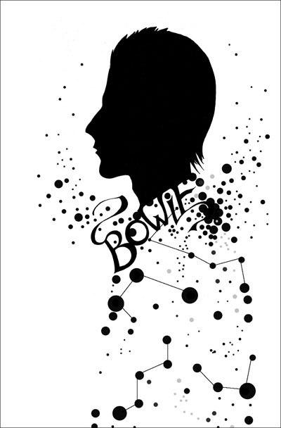 David Bowie - davidbowie, ziggystardust - depesha2 | ello