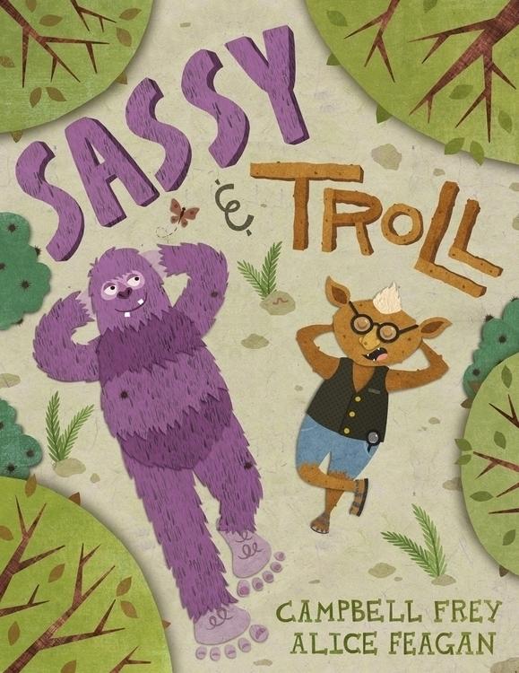Sassy Troll - acfeagan | ello