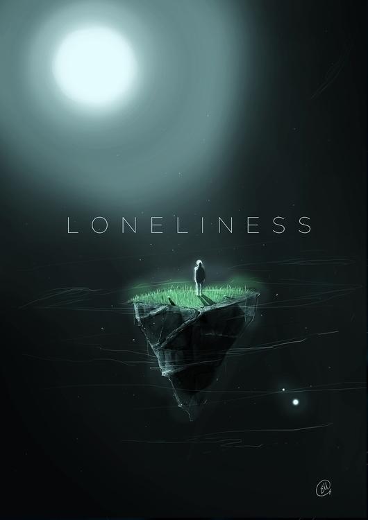 Loneliness - emanuele, marani, emanuelemarani - emanuelem | ello