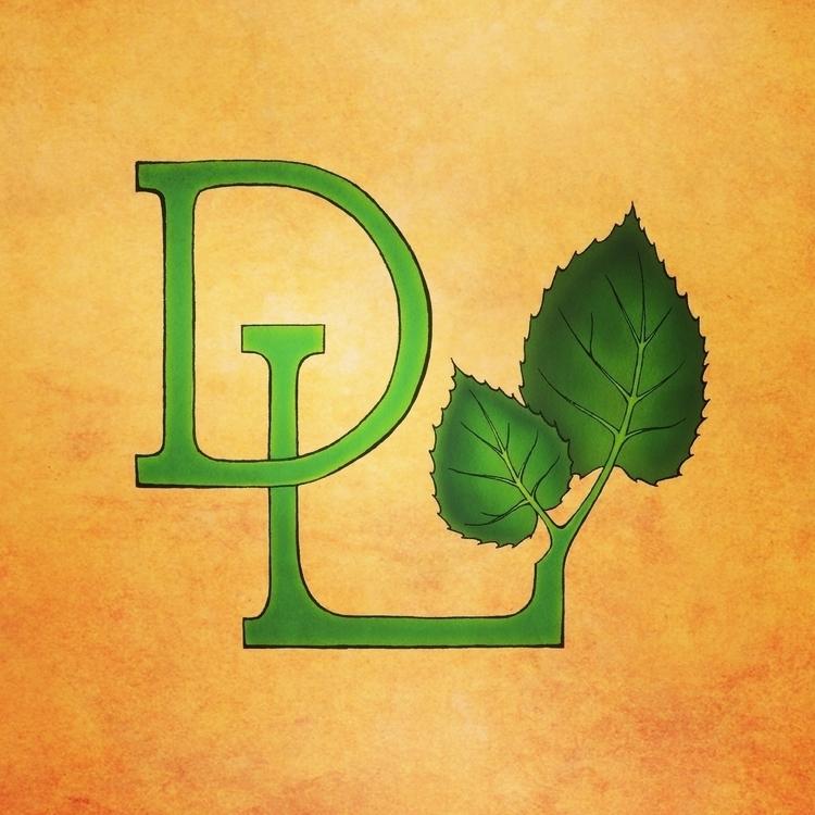 Personal logo idea - dlindsey | ello