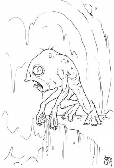 rainy Monday, feel Troglodyte c - jasonmartin-1263 | ello