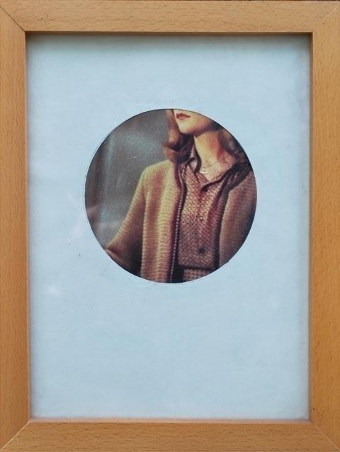 WOMAN - collage, collageart, minimal - kimbogruff | ello