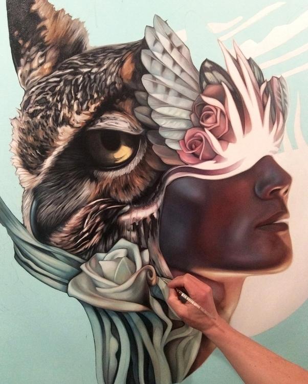 Making owl friends - elder | ello
