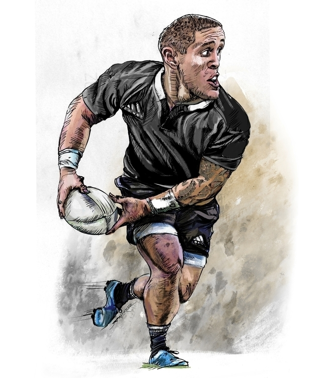 TJ Perenara (Wellington, 15 Tes - richardparker-9013 | ello