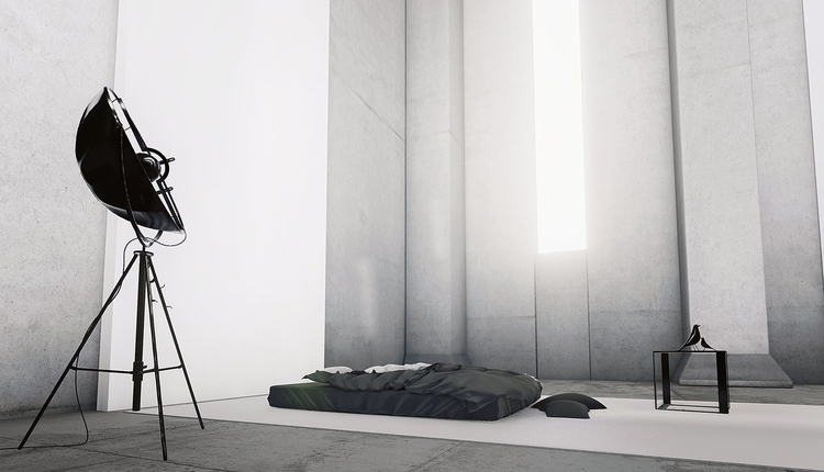 unrealspace / concrete 03 - 01 - aerloth | ello