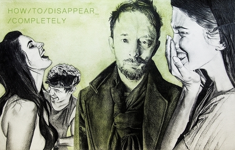 04. Disappear Completely - radiohead - elenamantovan   ello
